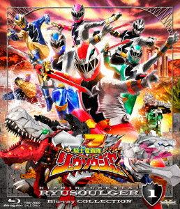 騎士竜戦隊リュウソウジャー Blu-ray COLLECTION1【Blu-ray】画像