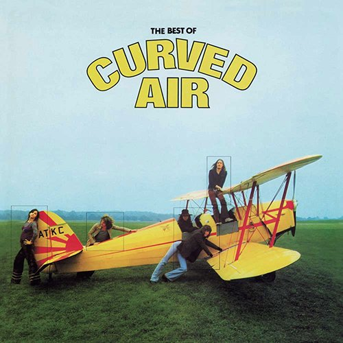 THE BEST OF CURVED AIR画像