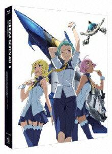 エウレカセブンAO 6【初回限定版】【Blu-ray】 [ 織田広之 ]