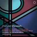 【輸入盤】『メサイア』 ジャスティン・ドイル&ベルリン古楽アカデミー、RIAS室内合唱団、他(2CD