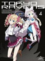 東京レイヴンズ 第4巻【Blu-ray】