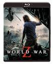 【送料無料】ワールド・ウォーZ 2Dブルーレイ(エクステンデッド・エディション)【Blu-ray】 [...