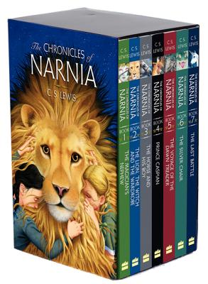The Chronicles of Narnia Set BOXED-CHRON OF NARNIA SET 7V [ C. S. Lewis ]