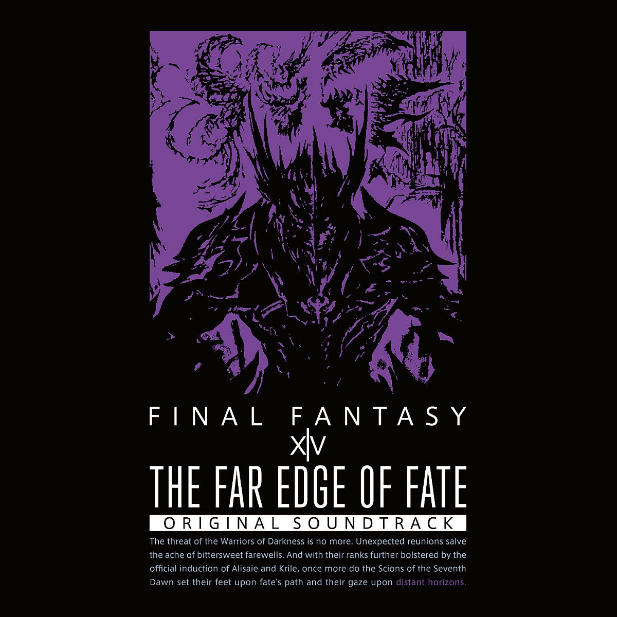 ミュージック, その他 THE FAR EDGE OF FATE FINAL FANTASY XIV ORIGINAL SOUNDTRACK()Blu-ray Disc Music