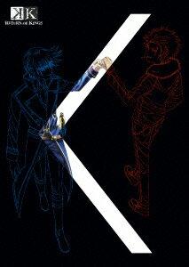 K RETURN OF KINGS vol.1【Blu-ray】画像