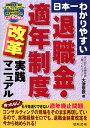 【送料無料】日本一わかりやすい退職金・適年制度改革実践マニュアル