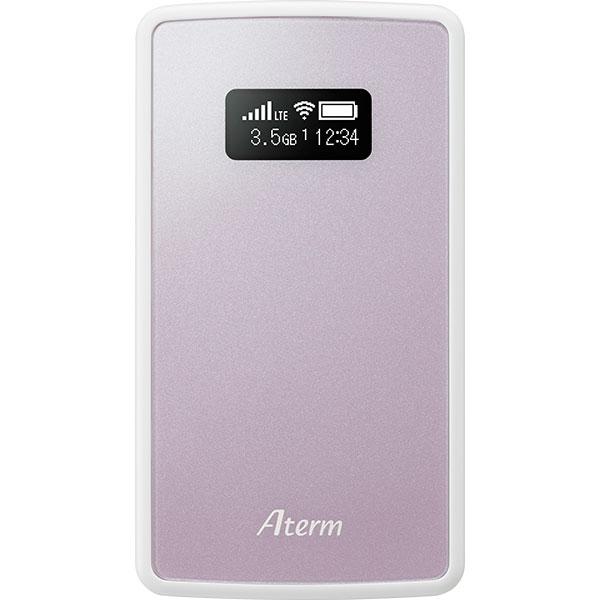 NEC LTEモバイルルータ Aterm MP01LN PW