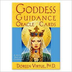 女神のガイダンスオラクルカード