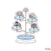 【グッズ】キャラアクリルフィギュア「魔法使いの約束」03/東の国 ティーカップver.(グラフアート)