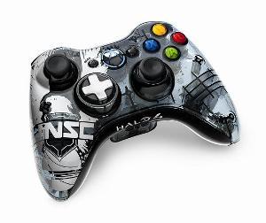 【送料無料】Xbox 360 ワイヤレス コントローラー SE (Halo 4 リミテッド エディション)
