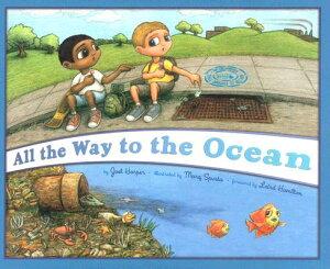 All the Way to the Ocean ALL THE WAY TO THE OCEAN [ Joel Harper ]