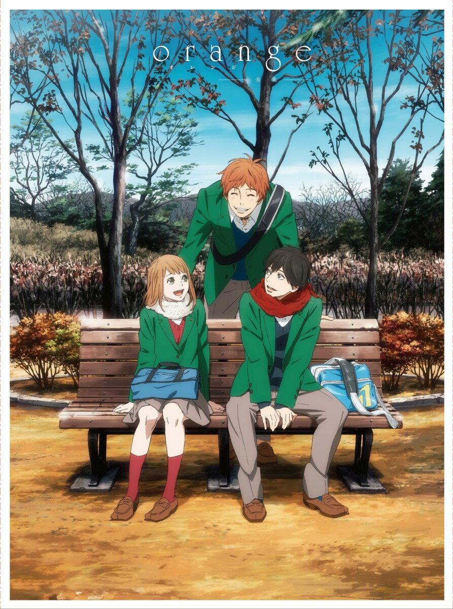 アニメーション映画『orange -未来ー』(初回生産限定版)【Blu-ray】画像