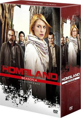 【楽天ブックスならいつでも送料無料】HOMELAND/ホームランド シーズン4 DVDコレクターズBOX ...
