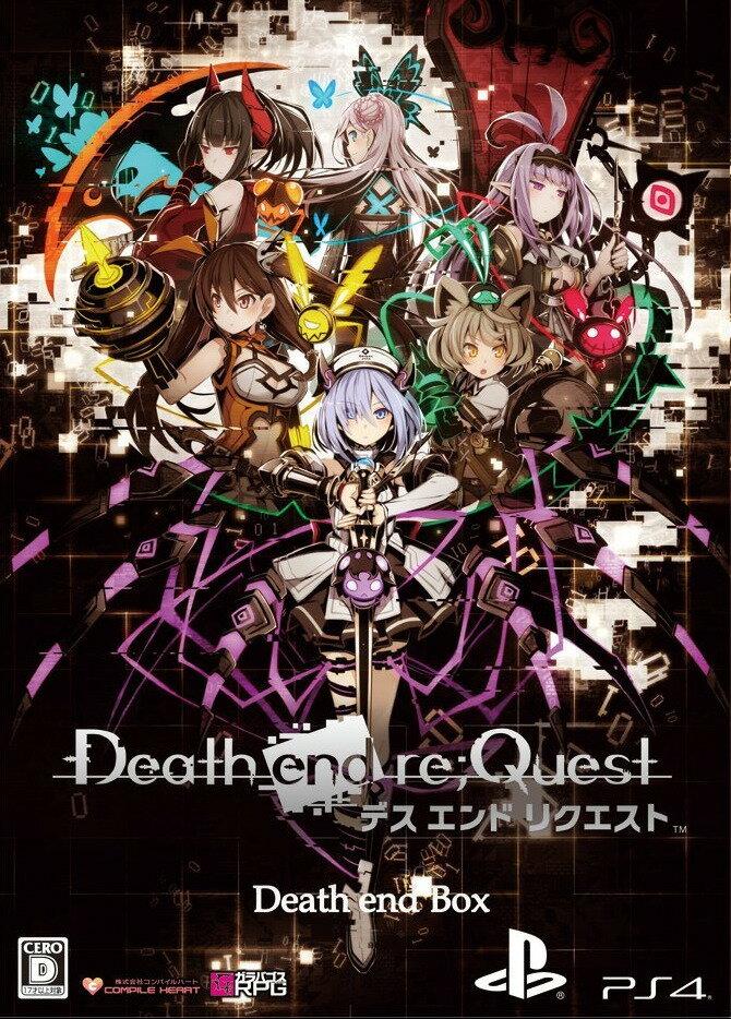 Death end re;Quest Death end BOX