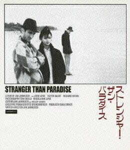 【送料無料】ストレンジャー・ザン・パラダイス【Blu-ray】