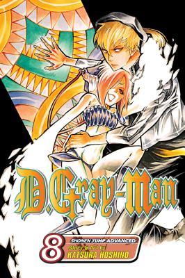 D. Gray-Man, Vol. 8画像
