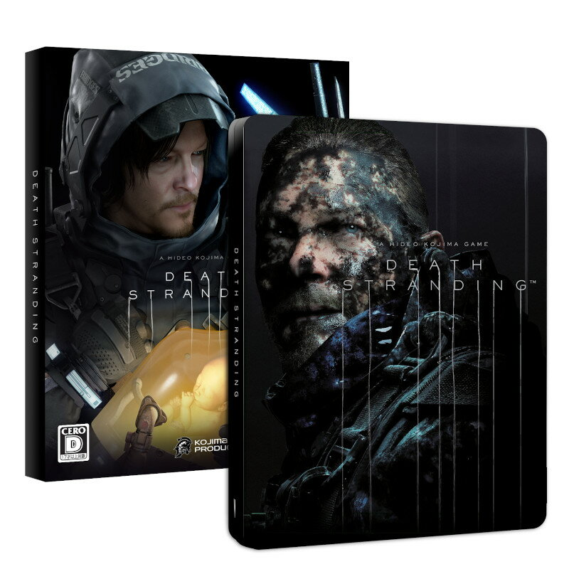 「DEATH STRANDING」 PC デジタルダウンロード版 / 初回限定生産版