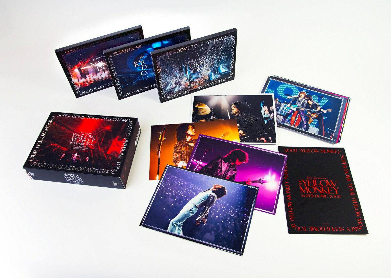 【楽天ブックス限定先着特典】30th Anniversary THE YELLOW MONKEY SUPER DOME TOUR BOX(オリジナル・カラビナ)