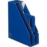 コクヨ ファイルボックス KaTaSu 取っ手付 ブルー フーKES470B