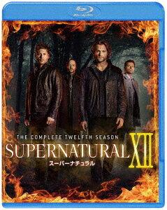 SUPERNATURAL 12 スーパーナチュラル <トゥエルブ> コンプリート・セット【Blu-ray】