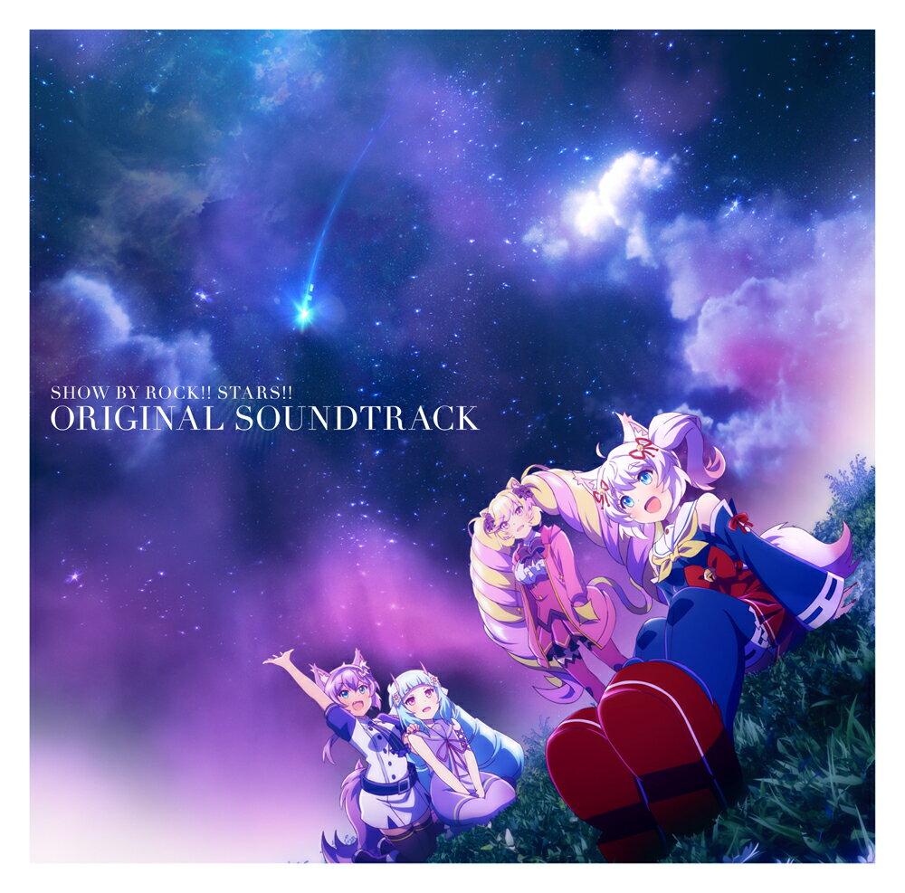 【楽天ブックス限定先着特典】TVアニメ「SHOW BY ROCK!!STARS!!」オリジナルサウンドトラック(L判ブロマイド)画像