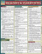 Resumes & Interviews Laminate Reference Chart [ Toby Chabon-Berger ]