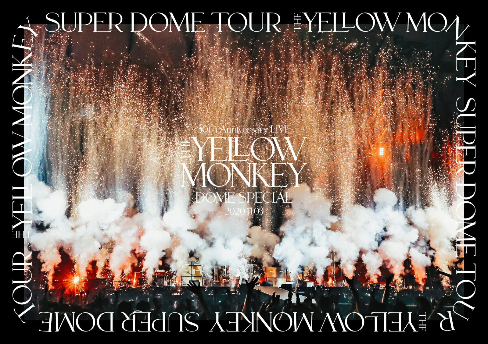THE YELLOW MONKEY 30th Anniversary LIVE -DOME SPECIAL- 2020.11.3【Blu-ray】画像