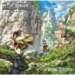 TVアニメ「Dr.STONE」オリジナルサウンドトラック画像