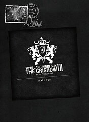 2015 JANG KEUN SUK THE CRISHOW3?MONOCHROME?HALLver. 【初回生産限定】