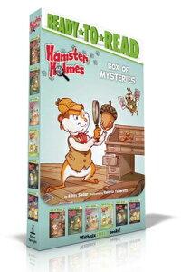 Hamster Holmes Box of Mysteries: Hamster Holmes, a Mystery Comes Knocking; Hamster Holmes, Combing f HAMSTER HOLMES BOX OF MYSTERIE (Hamster Holmes) [ Albin Sadar ]