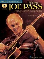 【輸入楽譜】SIGNATURE LICKS: JOE PASS, THEBEST OF: BK & CD