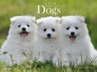 カレンダー2018 Dogs ドッグス