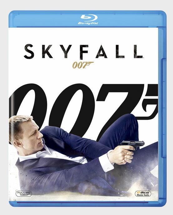007/スカイフォール【Blu-ray】