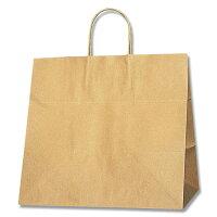 ヘイコー 手提 紙袋 25CB 34-1未晒 クラフト 34x22x32cm 50枚