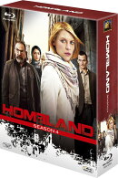 HOMELAND/ホームランド シーズン4 ブルーレイBOX