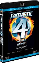 ファンタスティック・フォー ブルーレイコレクション<3枚組>【Blu-ray】