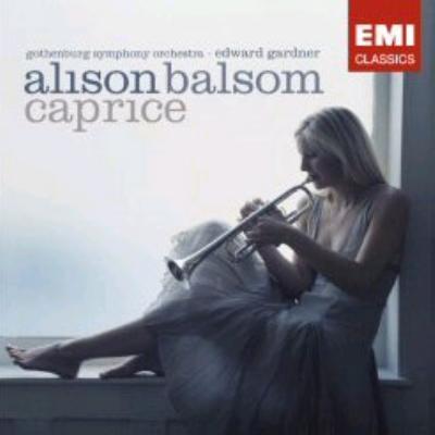 【輸入盤】Caprice-classical Melodies Bytrumpet: Alison Balsom(Tp) Etc画像