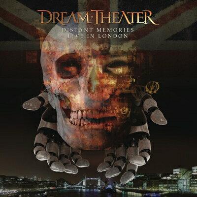 【輸入盤】Distant Memories - Live In London: (Special Edition 3CD+2Blu-ray Digipak In Slipcase)画像