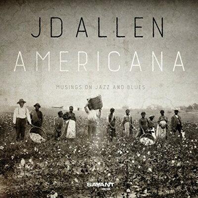 【輸入盤】Americana: Musings On Jazz And Blues画像
