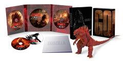GODZILLA ゴジラ[2014] S.H.MonsterArts GODZILLA[2014] Poster Image Ver.同梱 【完全数量限定生産】【Blu-ray】