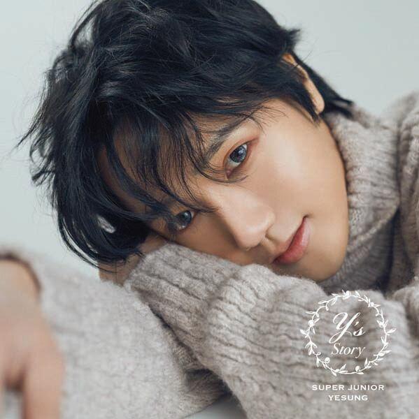 CD, 韓国(K-POP)・アジア STORY ( CDDVDBlu-ray) SUPER JUNIOR-YESUNG