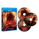 GODZILLA ゴジラ[2014] 3D&2DBlu-ray3枚組【3D Blu-ray】 [ アーロン・テイラー=ジョンソン ]