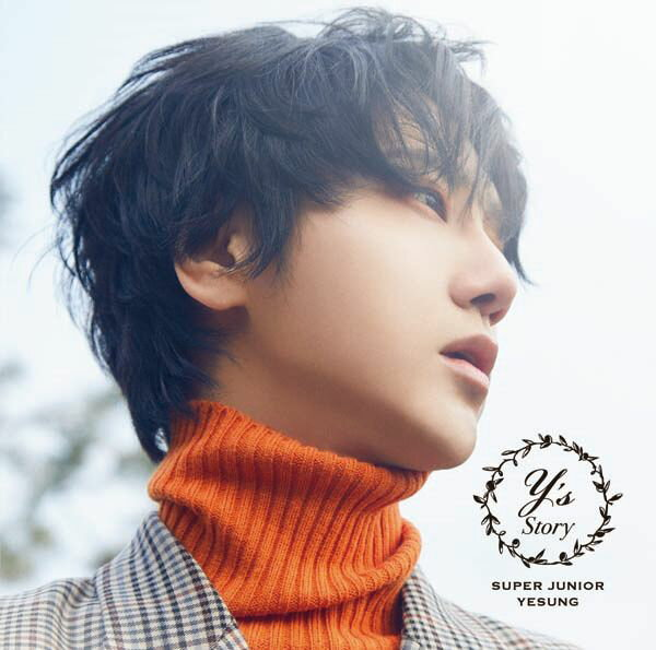 韓国(K-POP)・アジア, その他 STORY (CD) SUPER JUNIOR-YESUNG
