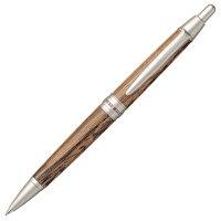 三菱鉛筆 油性ボールペン ピュアモルト 0.7mm SS1025.22 ダークブラウン