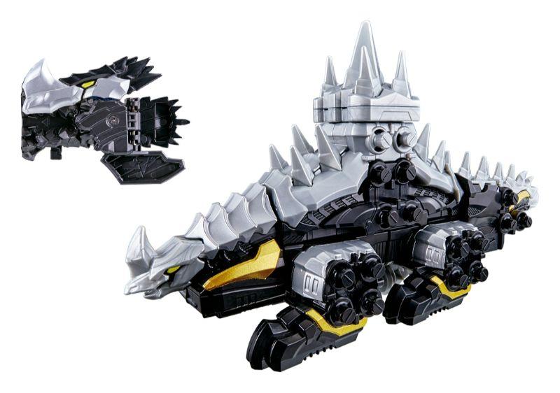 騎士竜戦隊リュウソウジャー 騎士竜シリーズ05 DXミルニードル