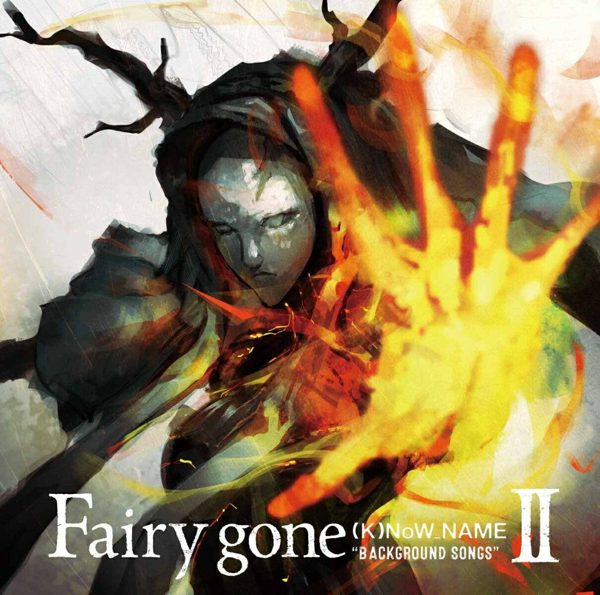 "TV アニメ『Fairy gone フェアリーゴーン』挿入歌アルバム 「Fairy gone""BACKGROUND SONGS""2」画像"