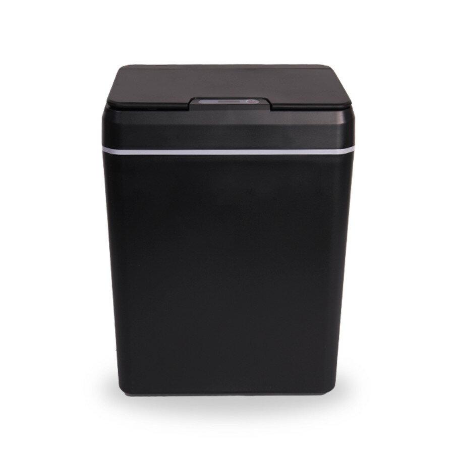 VERTEX STYLE センサー付きダストボックス (自動開閉 ブラック・容量(約):15L)