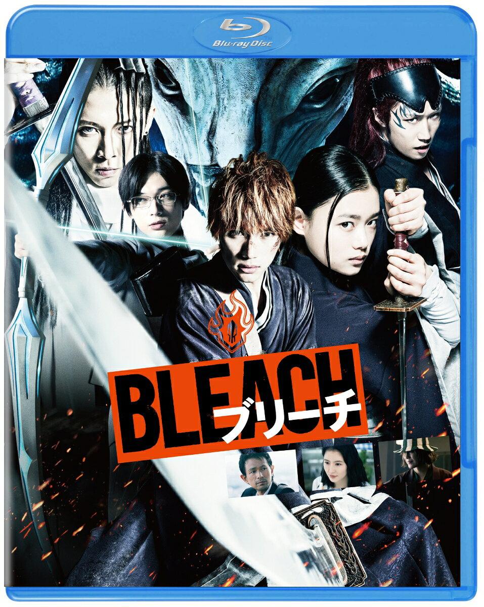 BLEACH【Blu-ray】画像