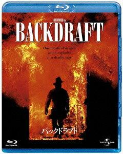 【送料無料】バックドラフト【Blu-ray】 [ カート・ラッセル ]