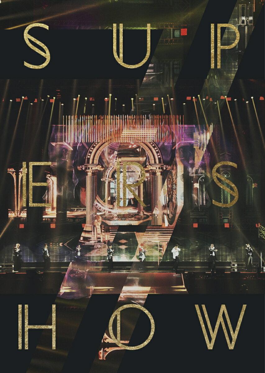 SUPER JUNIOR WORLD TOUR SUPER SHOW7 IN JAPAN(初回生産限定)(スマプラ対応)【Blu-ray】